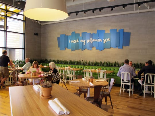 True Food Kitchen recently opened at Waterside Shops in Naples.