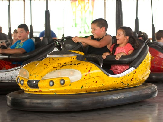 Fall Fun Fest is Oct. 27-29 at the Port St. Lucie Civic Center.