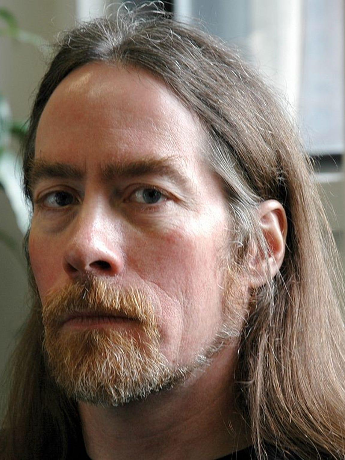 Criminologist David M. Kennedy