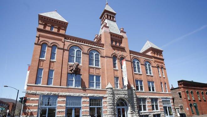 Corning's Rockwell Museum