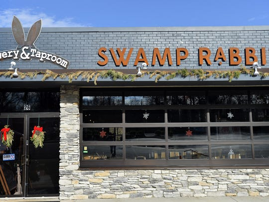 Swamp Rabbit Brewery & Taproom in Travelers Rest is named after a trail. Swamp Rabbit Brewery & Taproom in Travelers Rest on Thursday, December 18, 2014.