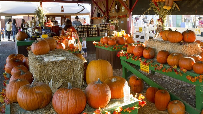 Find a Halloween pumpkin patch in Phoenix 2017