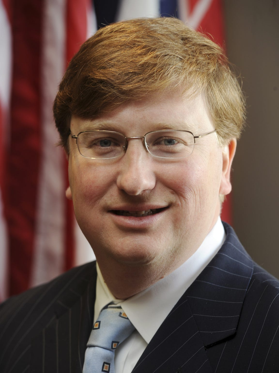 Lt. Gov. Tate Reeves is running for re-election.