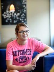 Cheyenne Emerich a recipient Lebanon Valley Education