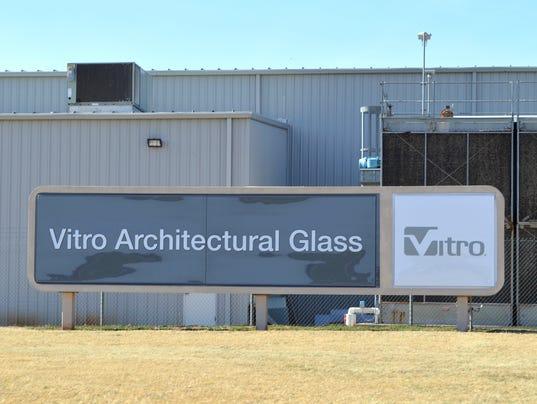 Vitro Architectural Glass, Wichita Falls plant