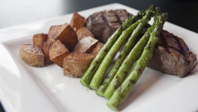 Penn Grill will feature a 12-ounce New York Strip steak with starch and vegetable as one of its Plymouth Restaurant Week entree choices.