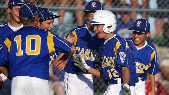 Canyon Lake (Rapid City) has advanced twice to the Little League World Series, most recently in 2014.