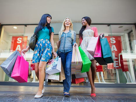 Insiders can enter to win a $1,000 Visa gift card for the ultimate shopping spree. 6/27-7/31.