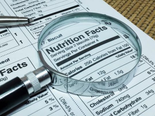 Conflicted health seeking consumers are influenced by nutrition labeling and dietary guidelines.