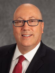 James Perricone, new general manager of Hotel Paso