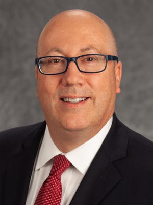 James Perricone, new general manager of Hotel Paso del Norte in Downtown El Paso.