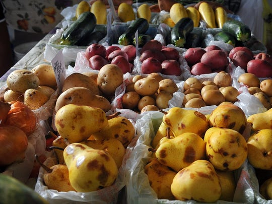 The Wichita Falls Downtown Farmers Market open Thursday, 7:30 a.m. to 1 p.m. Eighth and Ohio.