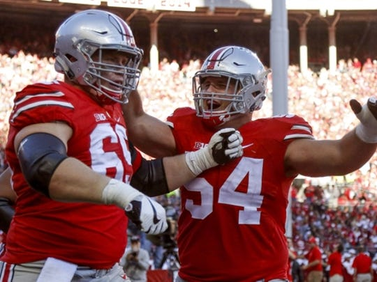 Ohio State continues to roll through the Big Ten.