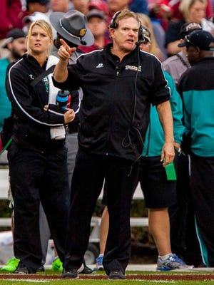 Head coach Joe Moglia and Coastal Carolina left the Big South after last season. They will play an independent schedule in 2016 before joining the Sun Belt in 2017