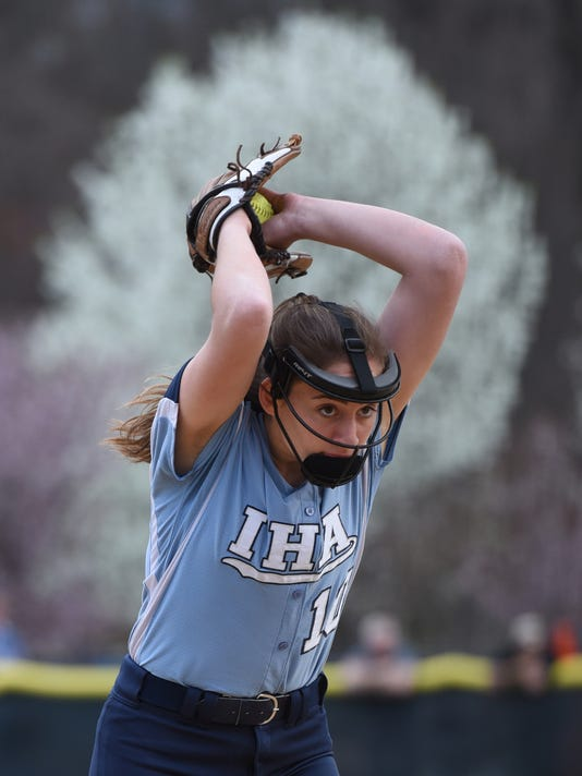 IHA vs Paramus Catholic -- Softball --