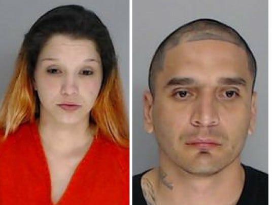 Ariana Carbajal, 26, and Ricardo Acuna, 36, face murder