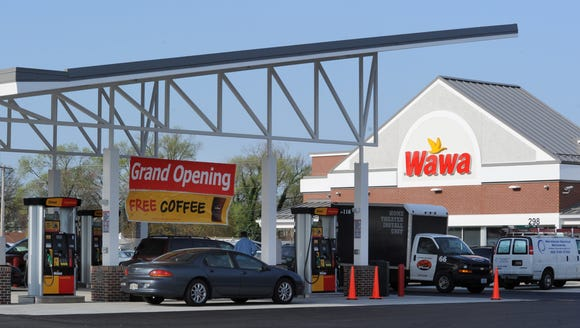 Wawa earned the highest marks in a national survey