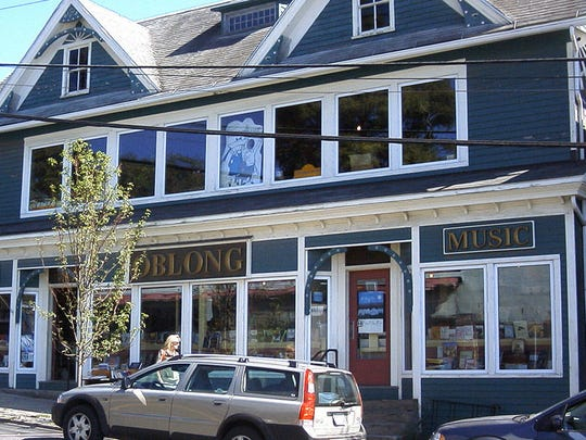 Oblong Books & Music's Millerton location is on Main