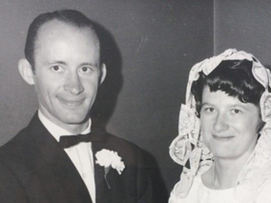 Anniversaries: David Jewison & Gretchen Jewison