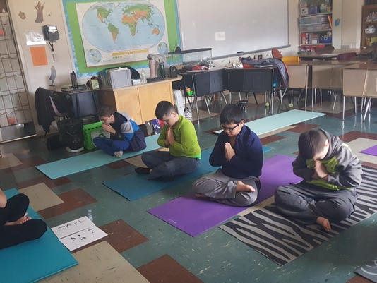 Folkers Yoga Class 1