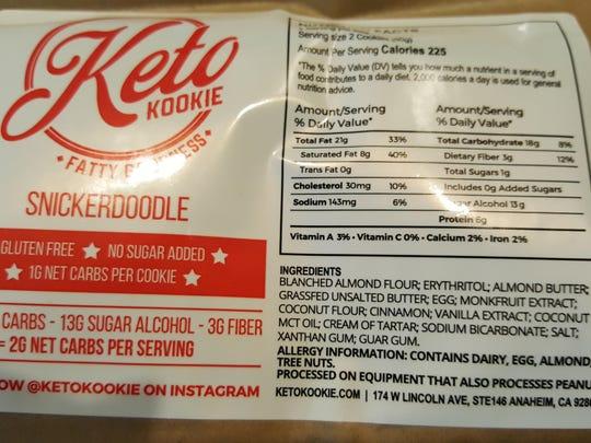 Jean Chen Smith loves Keto Kookies.