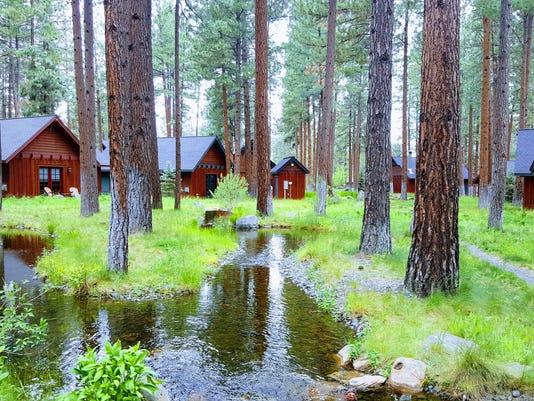 FivePine Lodge is Serene and Beautiful