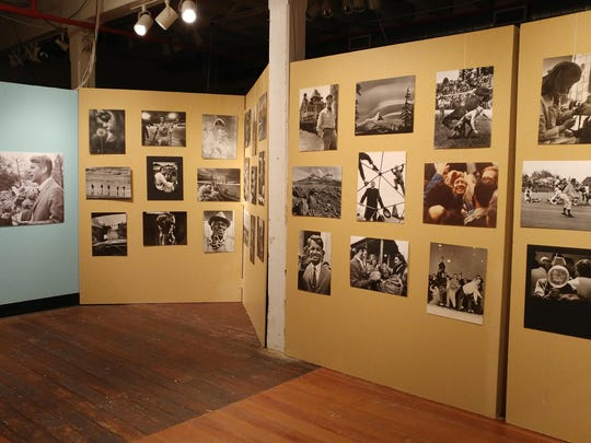 The work of Salem-based photojournalist Gerry Lewin, spanning his 35-year career working with the Capital Journal and later the Statesman Journal newspapers, is showing at Willamette Heritage Center at the Mill with images of celebrities, politicians and everyday people and happenings in the Mid-Willamette Valley. It runs during regular museum hours through June 24.