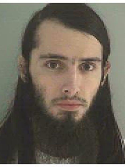 Terror suspect arrested outside Ohio gun store
