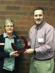 Collaboration Impact Award winner Mishicot Snack Pack Program, Mishicot School District.