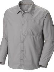 Mountain Hardwear Chiller long-sleeve shirt