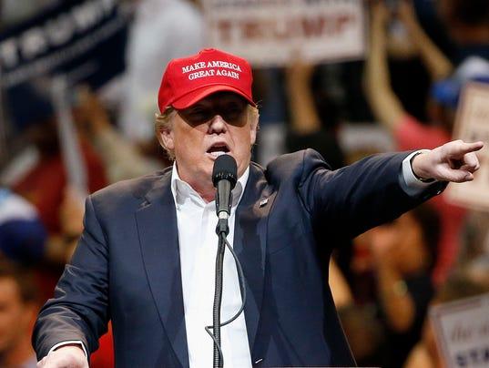AP GOP 2016 TRUMP A ELN USA AZ