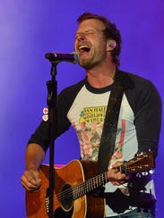 """Dierks Bentley, the man behind hits such as """"What Was"""