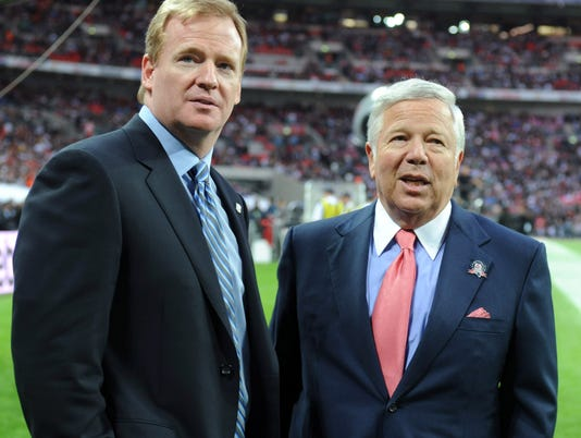 Bell: Roger Goodell in no-win situation as Deflategate arbitrator