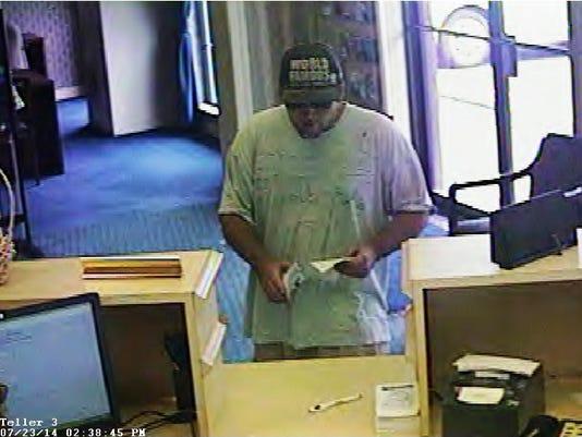 Bank Of Kentucky Robbery 07-23-2014-4
