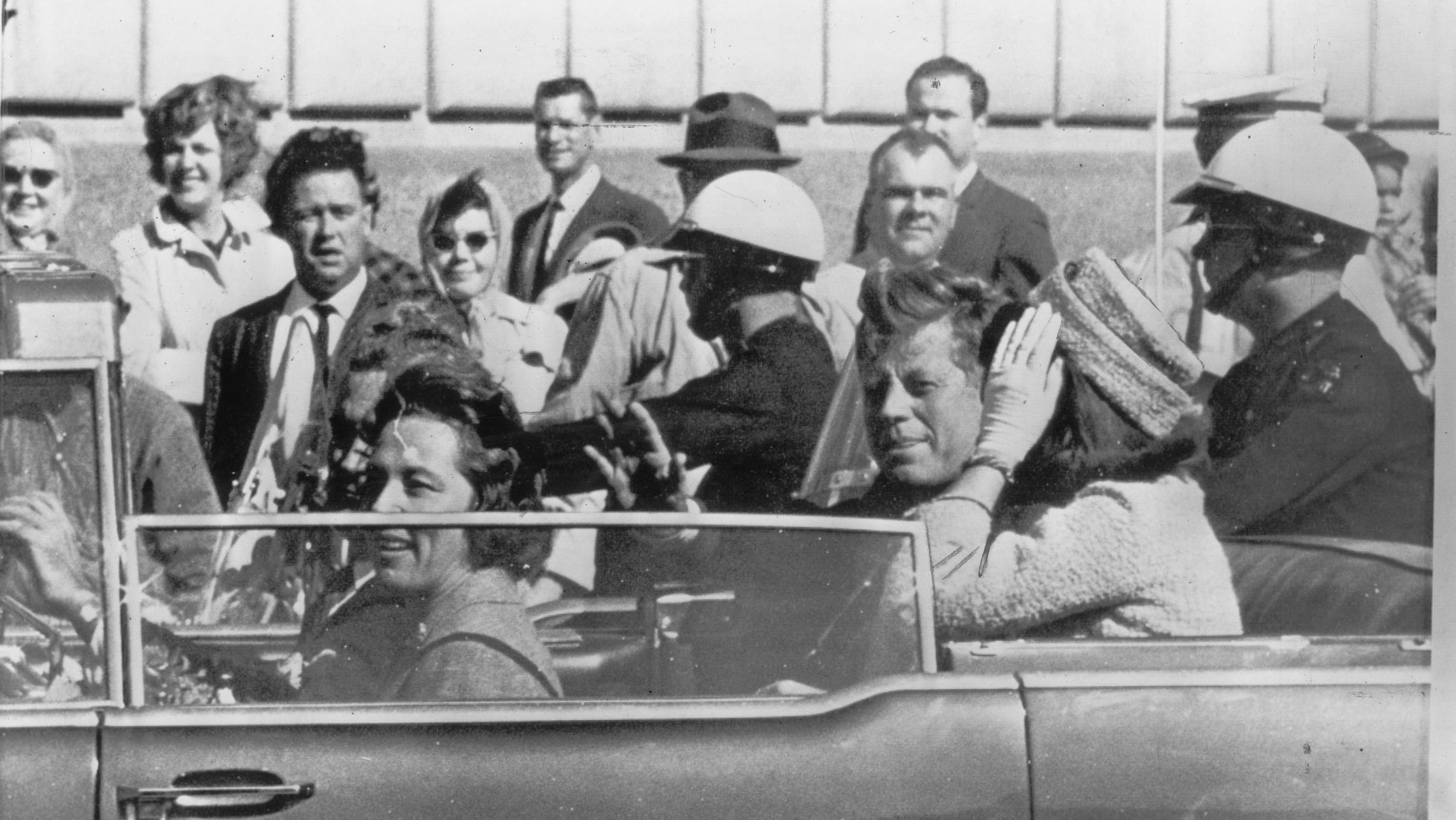 an overview of the assassination of john fitzgerald kennedy Jfk assassination timeline  the assassination  jfk assassination timeline  share jfk assassination timeline assassination faq additional resources.
