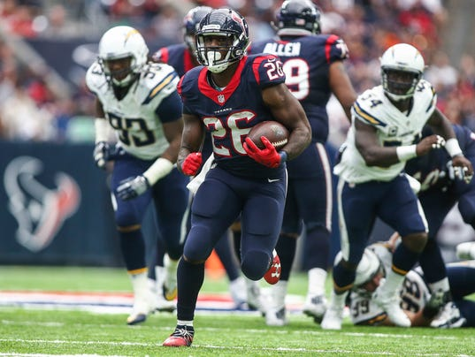 USP NFL: SAN DIEGO CHARGERS AT HOUSTON TEXANS S FBN USA TX