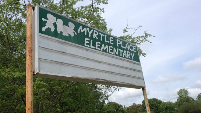 Myrtle Place Elementary will become all French immersion next year.