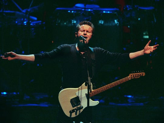 Don Henley returns to Wells Fargo Arena on March 26 with the Eagles.