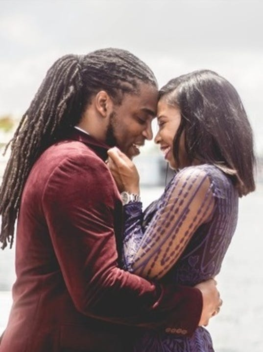 Weddings: Tieandra L Lewis & Daveon A Cole