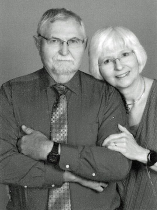 Anniversaries: Eldon Hagen & Linda Hagen