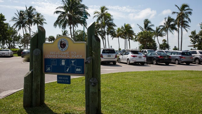 Lowdermilk Park offers approximately 125 parking spaces, some of which require a Beach Parking permit, while the remaining spots are metered. As more people come to Southwest Florida, debate is growing as to whether theyÕre being funneled into too few beach access points, with too limited and expensive parking.