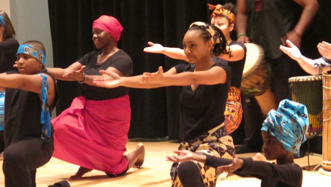 The popular African dance workshops by Bokandeye African Dance and Drum Troupe continues at New Rochelle Public Library through Feb. 24.