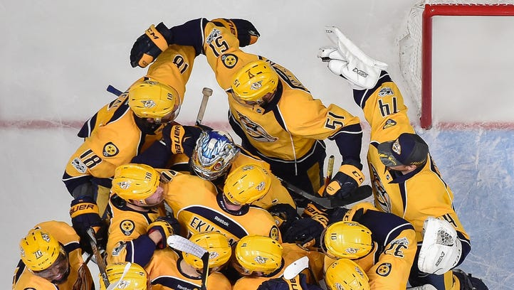 Rexrode: Nashville Predators primer for a world getting ready to discover them