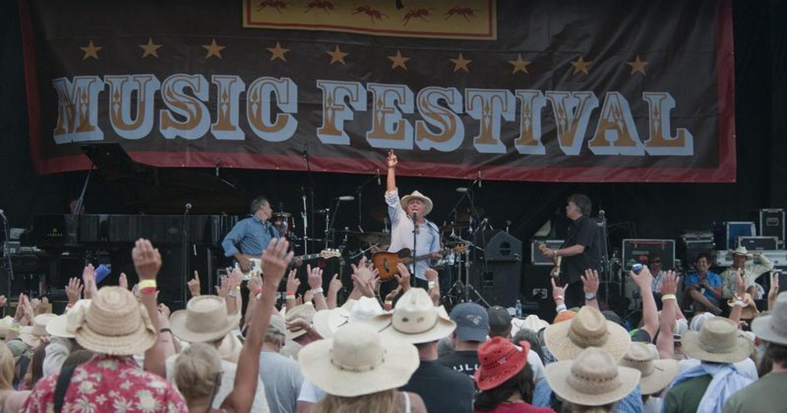 Festivals, shows galore await Montana music fans