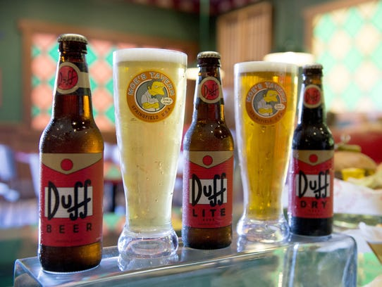 duff beer DON'T OVERWRITE