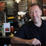 Steve Hildebrand is the owner of Josiah's Coffeehouse and Cafe in downtown Sioux Falls.