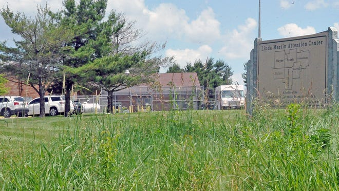 The Linda Martin Attention Center in Franklin Township will become a transitional center on July 1. Youth offenders will be held at the facility temporarily before being transferred to the Multi-County Juvenile Attention Center in Canton.