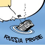 YouToon: Mueller and Russia probe. Caption it!