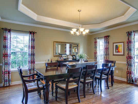 Dining room trends: less formal, more flexible