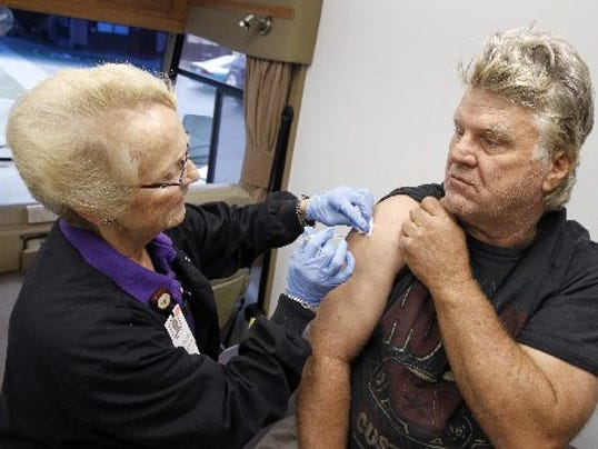 Flu Cases Jump In First Two Months Of 2017